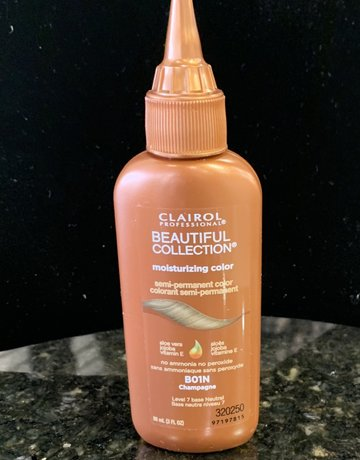 Clairol Beautiful Collection Semi Permanent