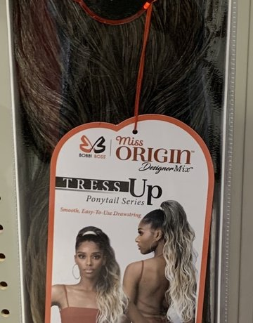 Bobbi Boss Mo Ponytail Loose Wave 28