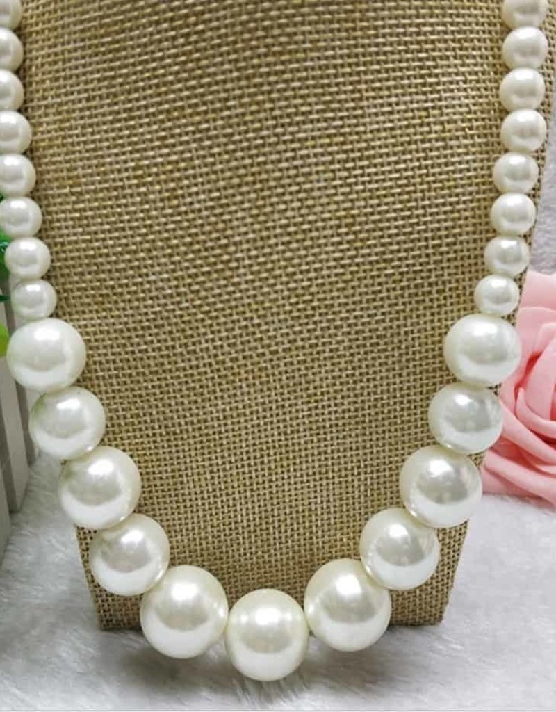 Handmade Bubblegum Necklace-KIDS