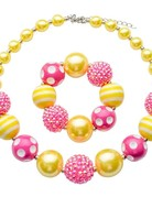 Chunky Kids Necklace-KIDS (includes bracelet)