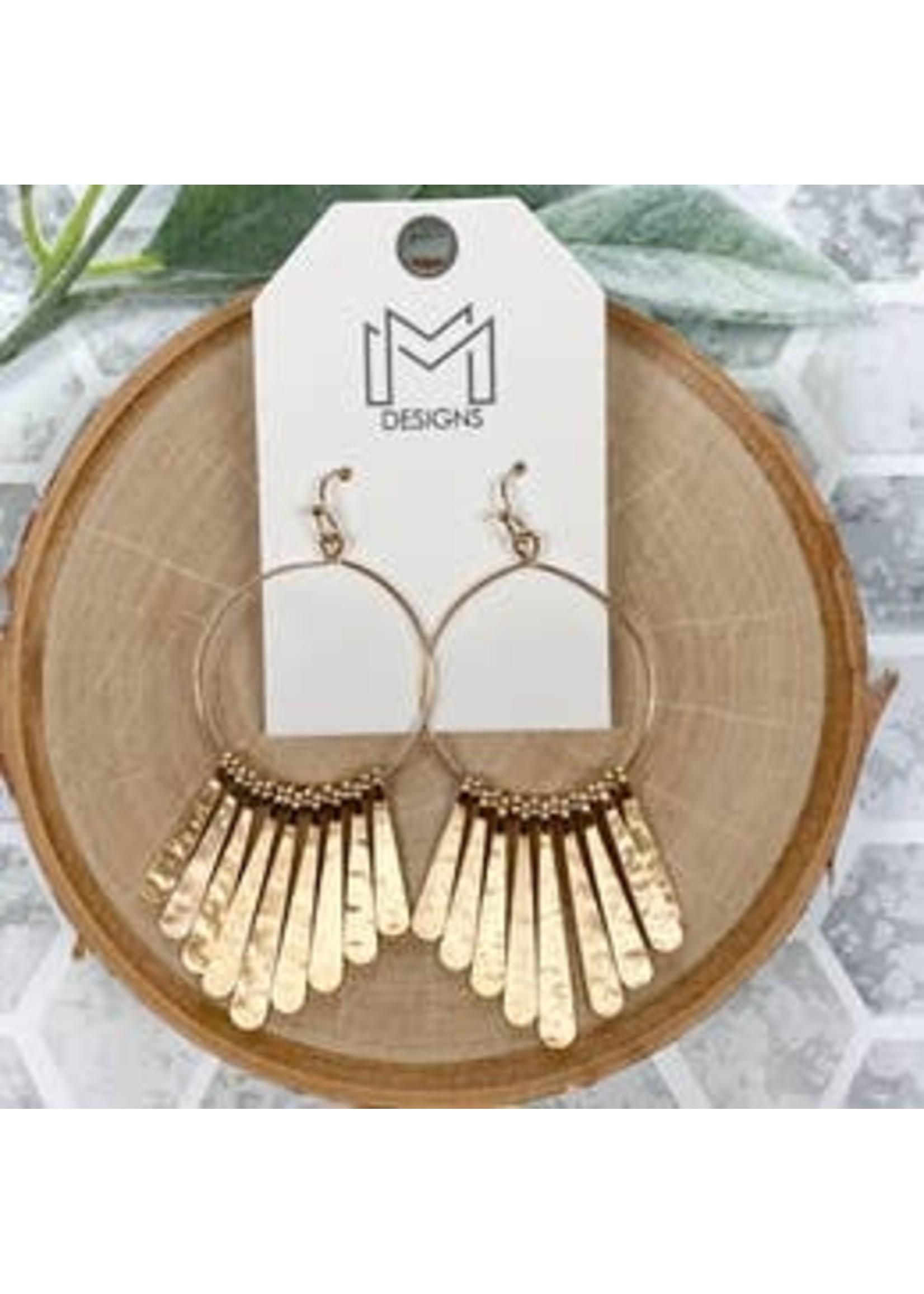 Mix Mercantile Designs MM-Fanny Earrings