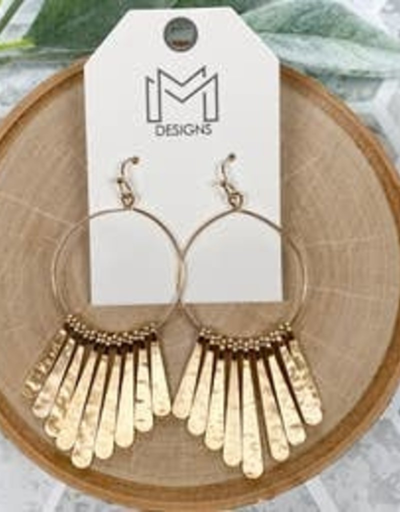 Mix Mercantile Designs MM-Fanny Earrings