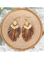 Mix Mercantile Designs Tagus Earrings Multi