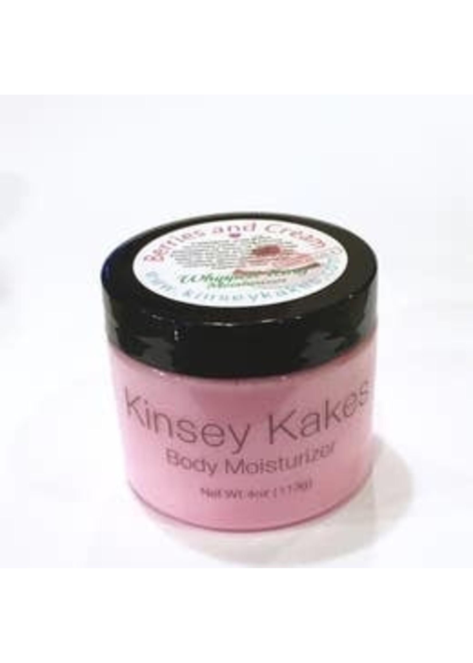 Kinsey Kakes Bath Berries And Cream Body Icing