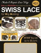 Swiss Lace Brown Natural