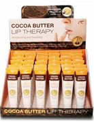 Nicka K Cocoa Butter Lip Therapy Set/Display (36PC)