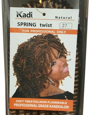 Kadi Kadi Natural Hair
