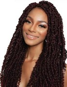 Afri Naptural Gorgeous Passion Twist 20""