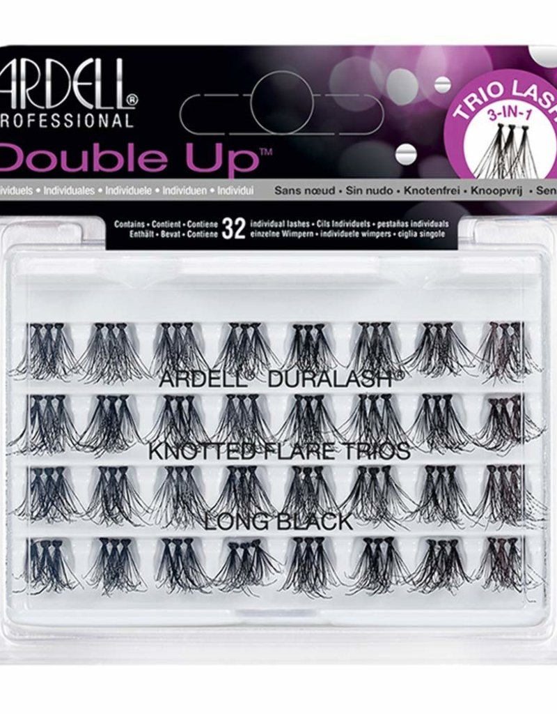 Ardell Indiv. Double Up Knottd Flare Trios