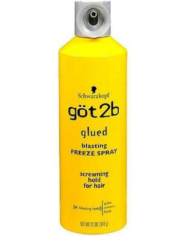 Got2B Got2b Glued Blasting Freeze Spray