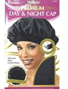 Day & Night Cap Premium Zebra Print