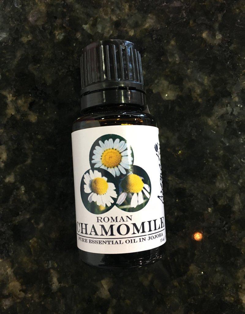 Roman Chamomile Jojoba Oil