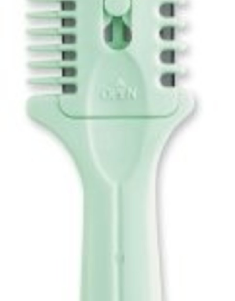 ANNIE TINKLE HAIR TRIMMER GREEN (10PC)