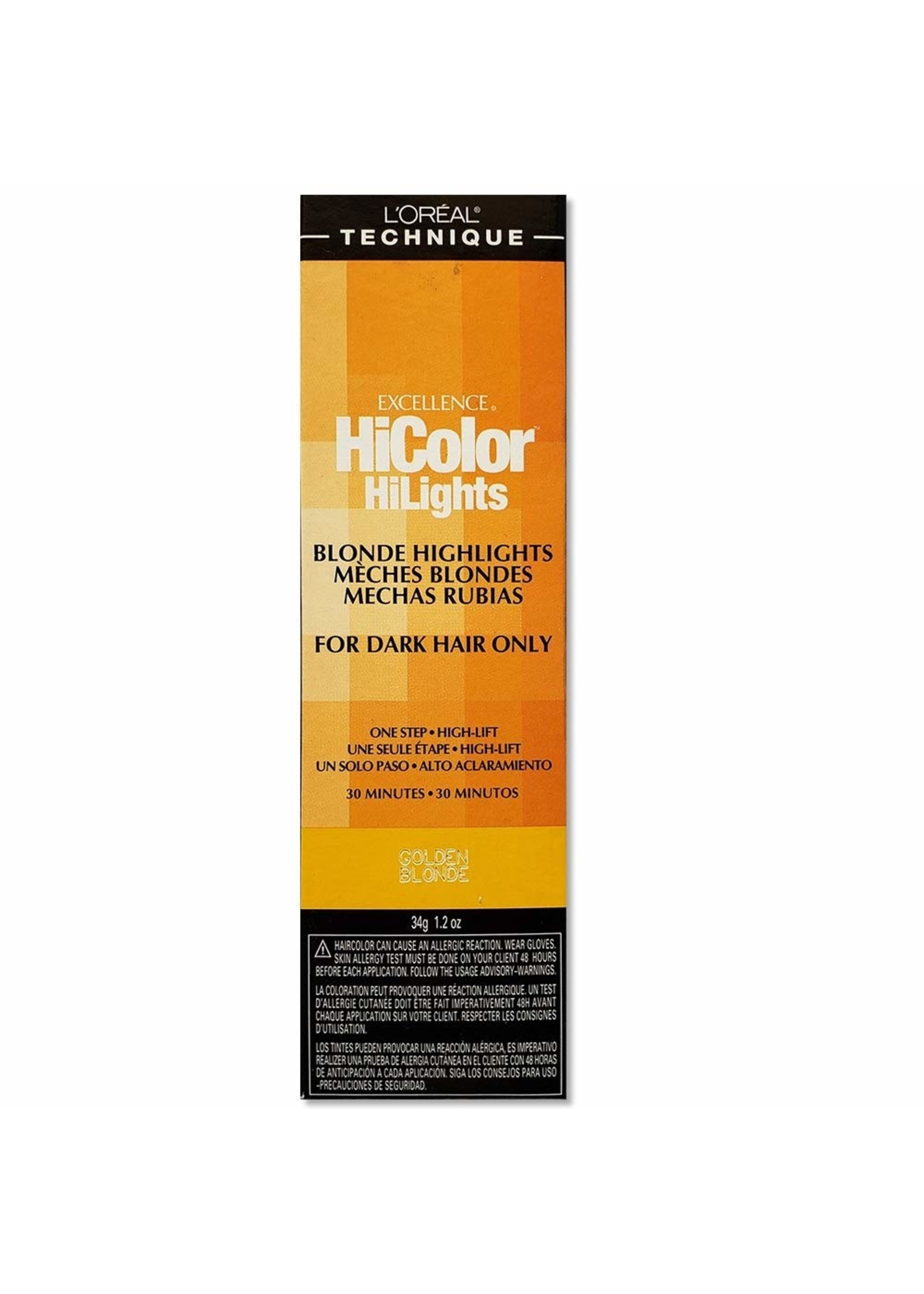 Loreal Exc Highlights