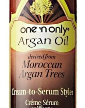 one n only One-n-only Argan oil cream to serum styler