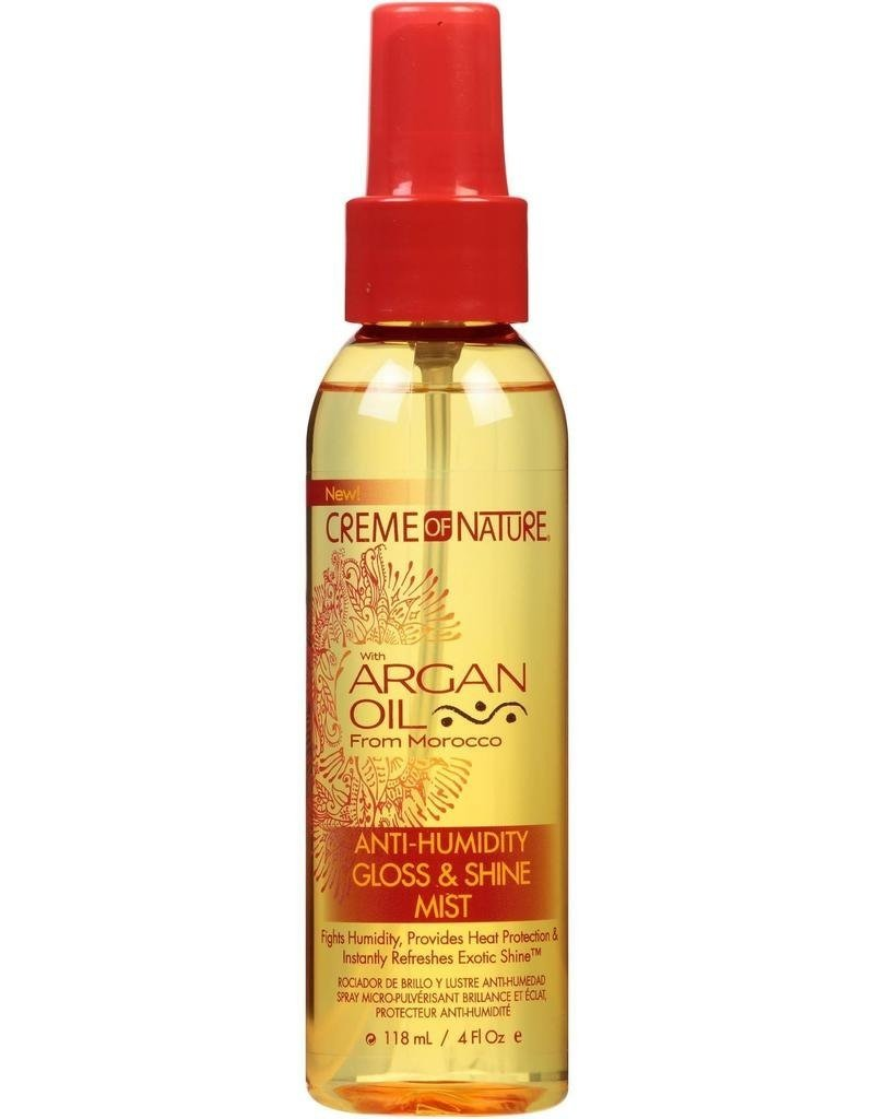 Cream of Nature Oil Anti Humidity Gloss & Shine mist