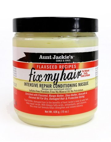 Aunt Jackie's Flaxseed Fix My Hair