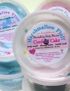 Kinsey Kakes Bath Marshmallow Fluff Shaving Whip Blue
