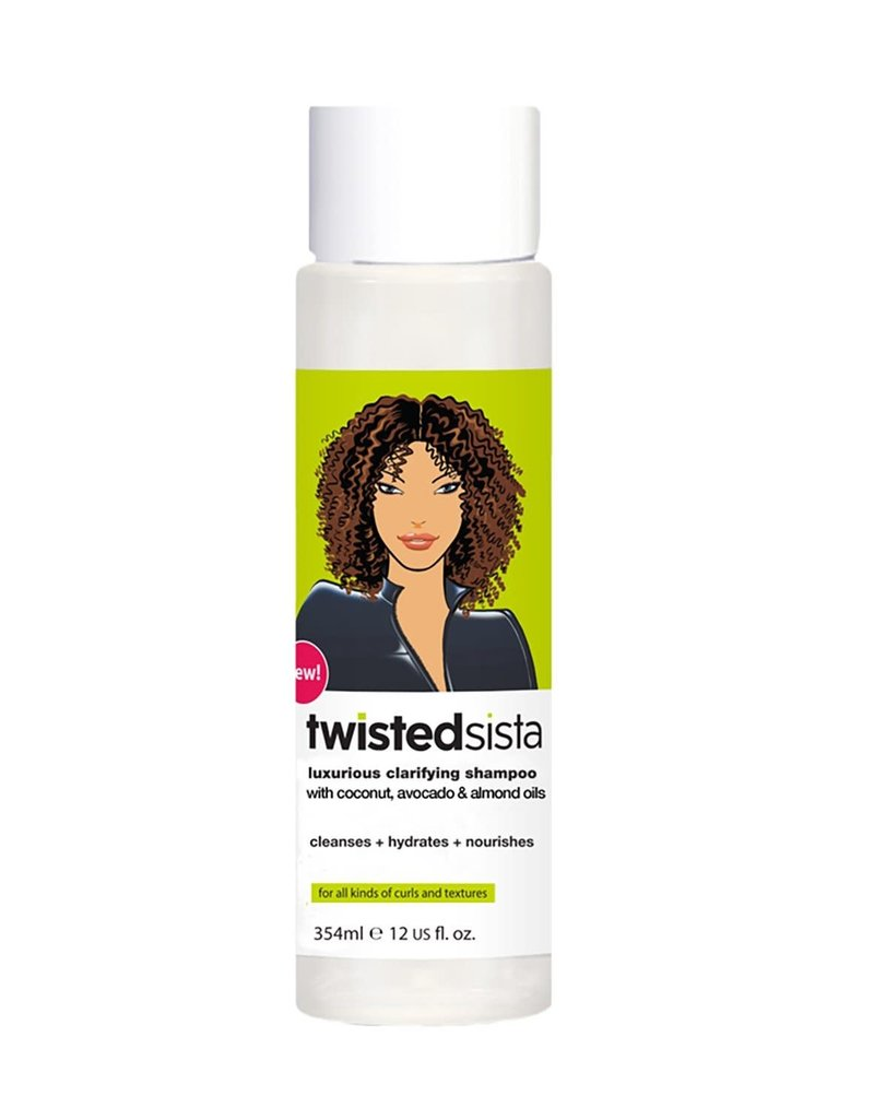 Twistedsista Luxurious Clarifying Shampoo