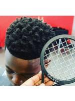 Twist It Up Comb Black