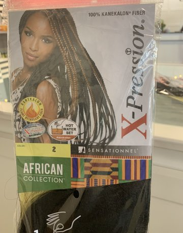 XPression African Collection