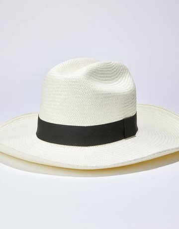 Elegancia Tropical Hats Long Brimmed Panama Hat