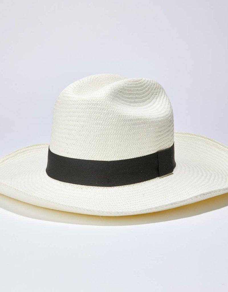 Elegancia Tropical Hats Long Brimmed Panama Hat
