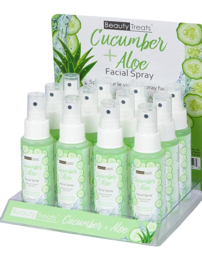 Cucumber and Aloe Facial Spray