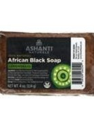Ashanti Natural African Black Soap Bar 4oz
