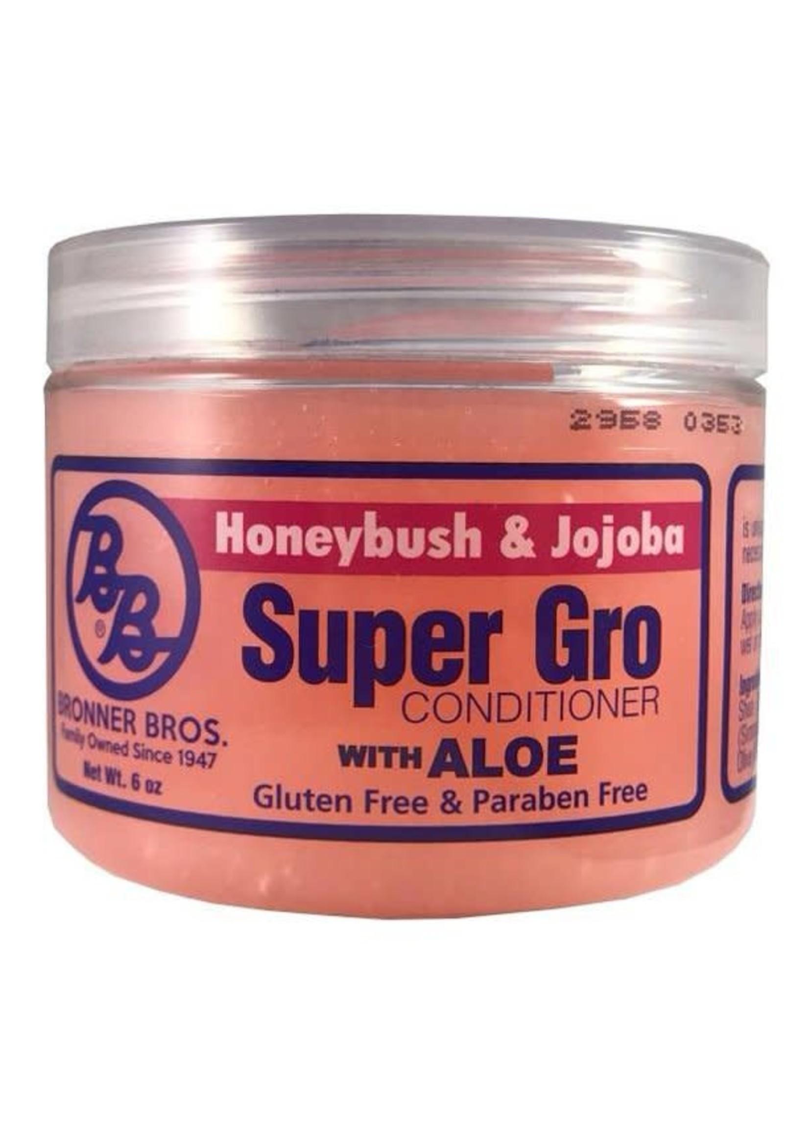 BB Super Gro Conditioner Honeybush & Jojoba