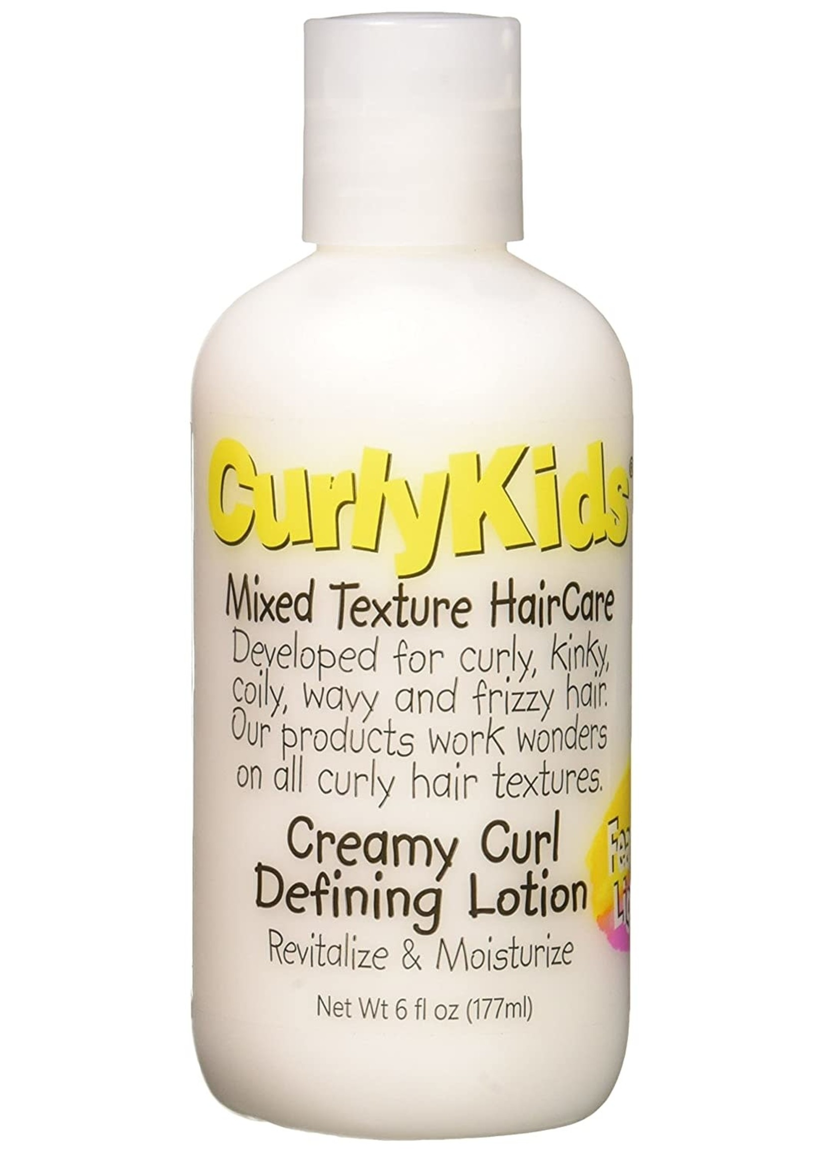 CurlyKids Creamy Curl Defining Lotion