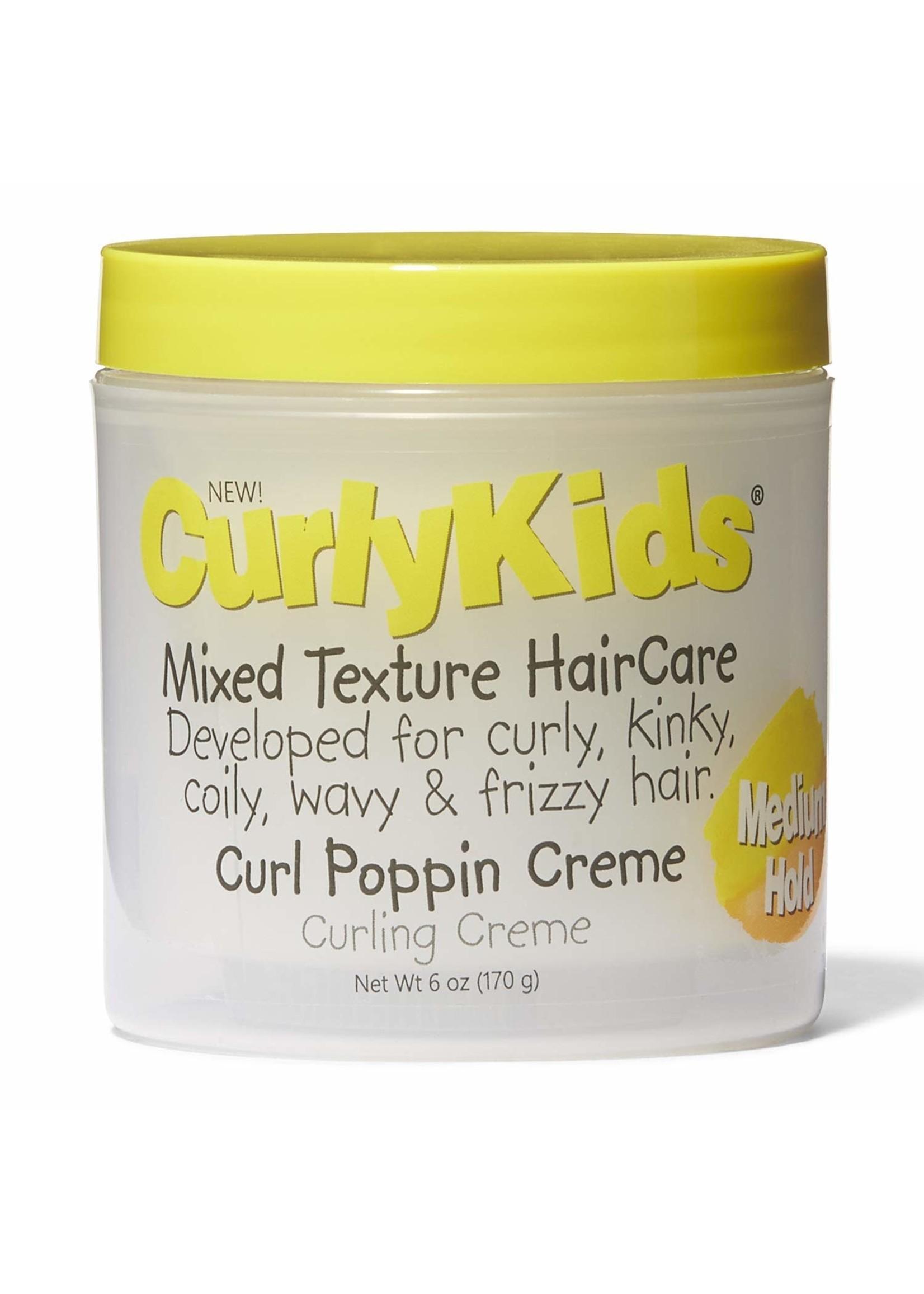 CurlyKids Curl Poppin Cream