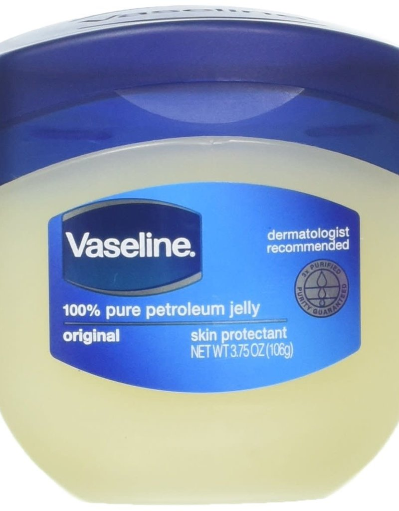VASELINE 100% PURE PETROLEUM JELLY