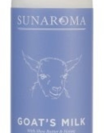 Sunaroma Lotion Goast Milks  11.5oz