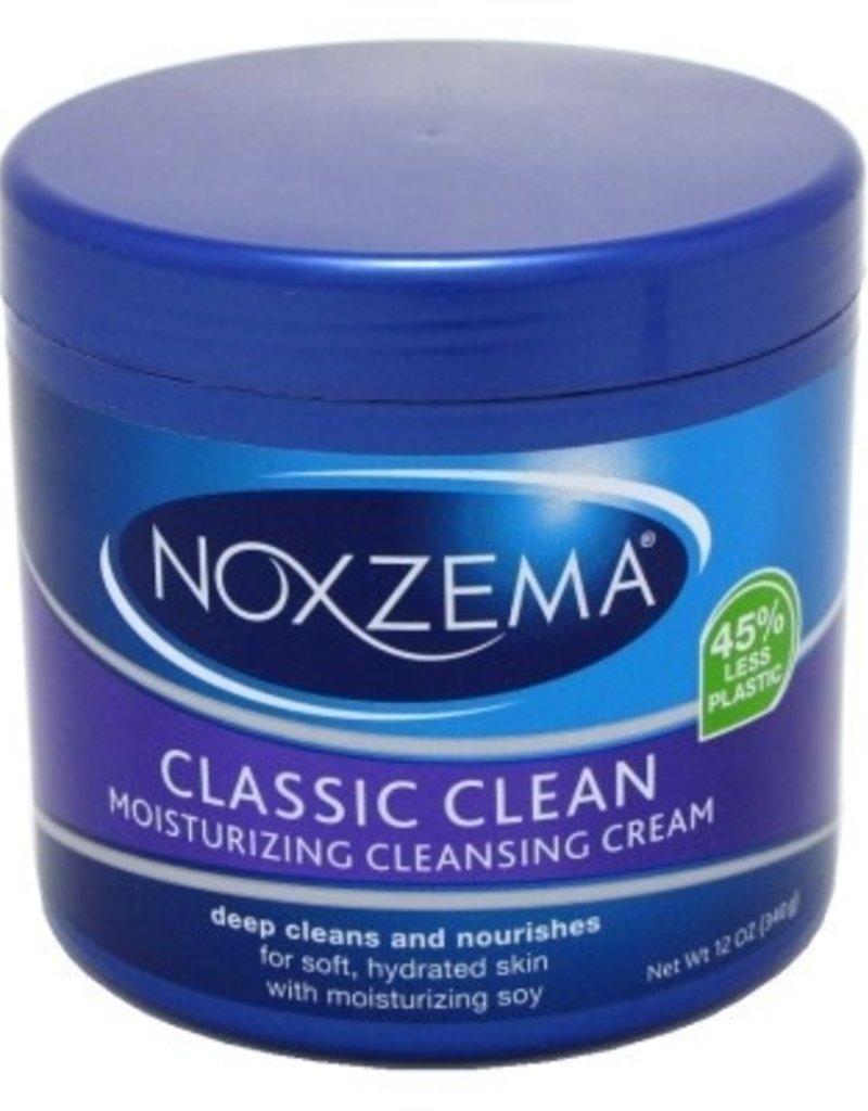 Noxzema Classic Clean Moisture Cleansing Cream 12oz