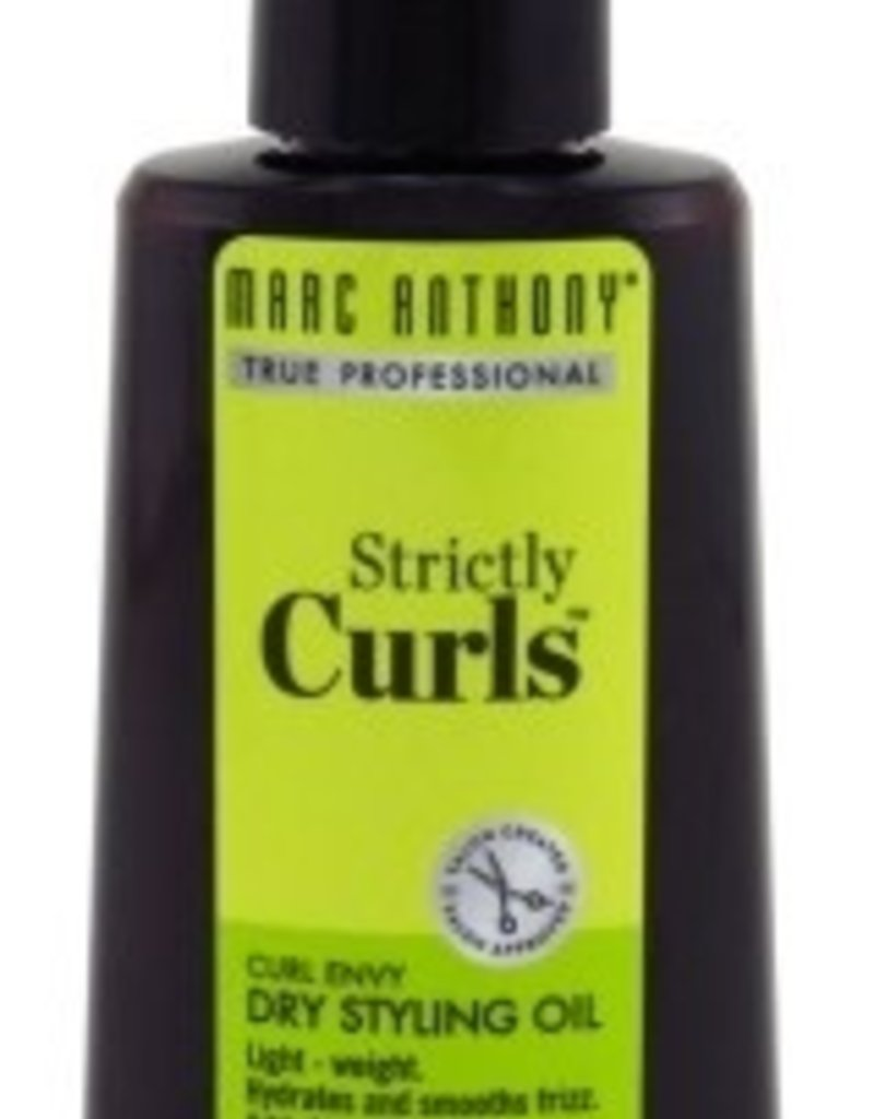 Marc Anthony Strictly Curls Dry Styling Oil 4.05oz