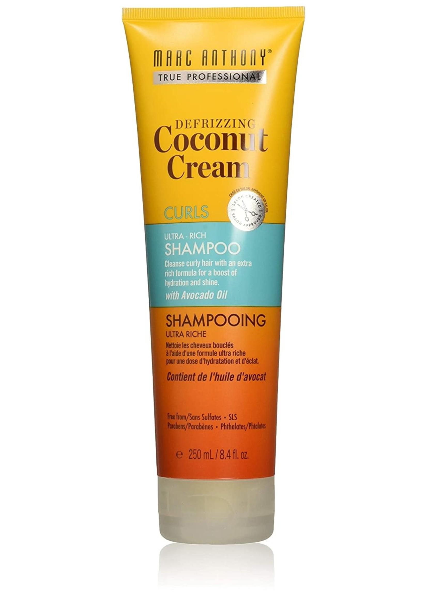 Marc Anthony DefrizzingCoconut Cream Shampoo