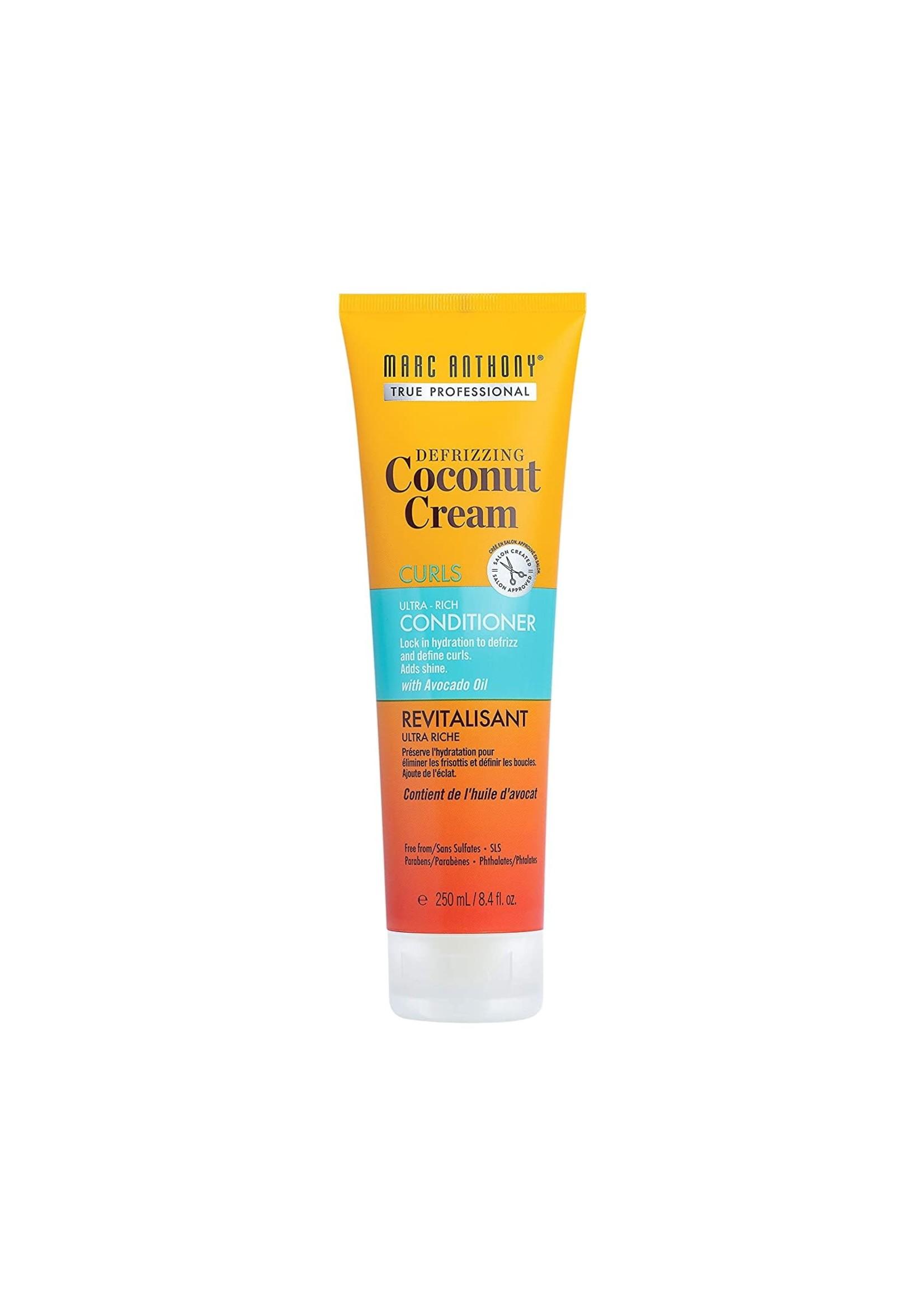 Marc Anthony Defrizzing Coconut Cream Conditioner