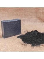 PEPPERMINT TEA TREE WITH ACTIVATED CHARCOAL SOAP