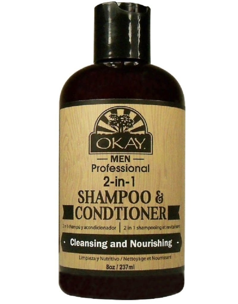 Okay Men 2 n 1 Shampoo Conditioner
