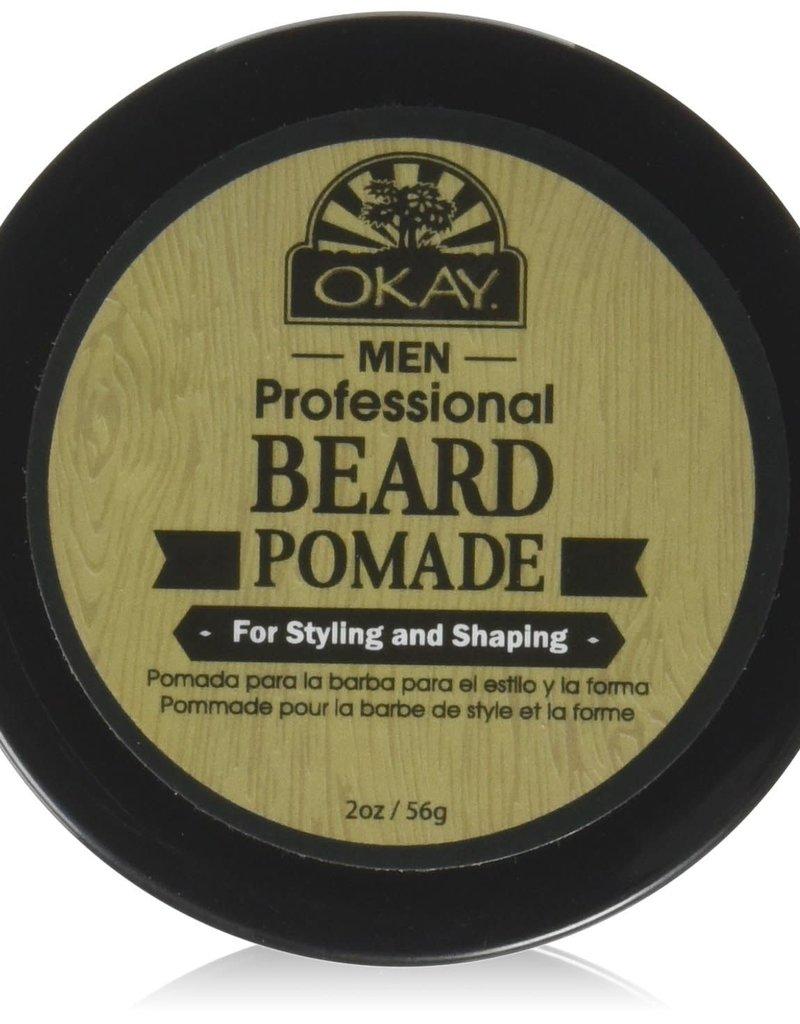 Okay Men Beard Pomade 2oz