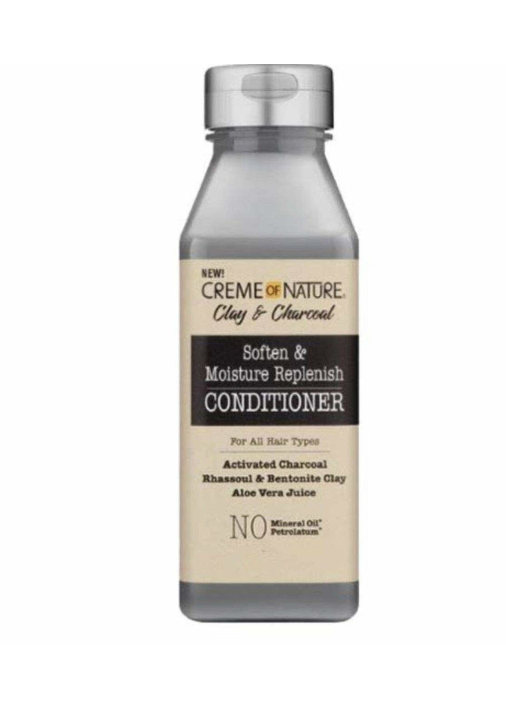 Cream of Nature Clay & Charcoal Conditioner
