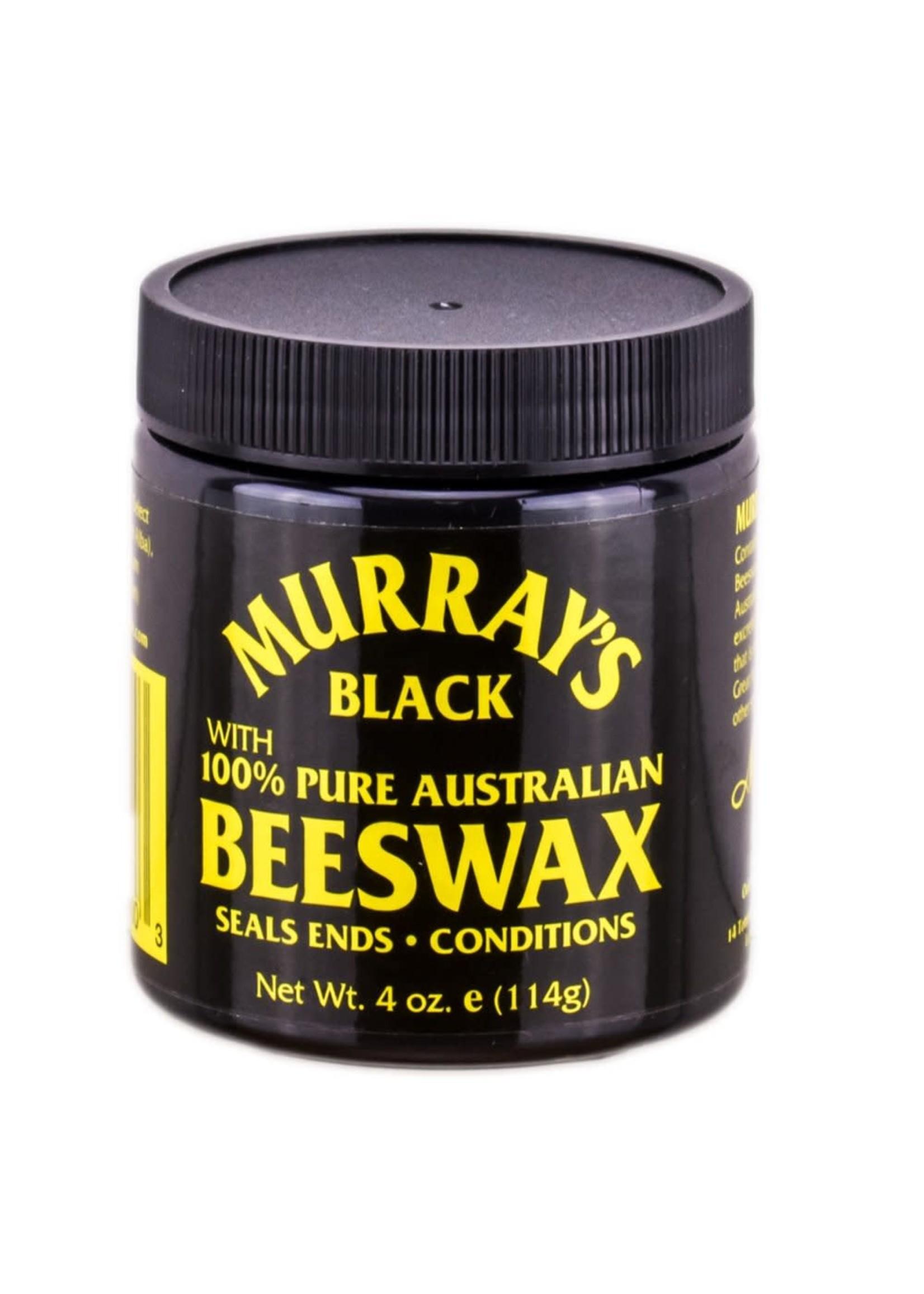 Murray's Beeswax Black 4oz