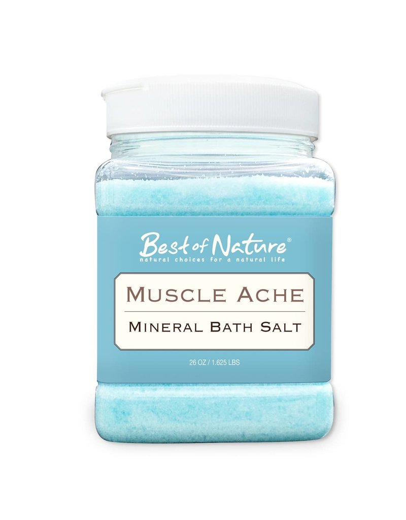 Muscle Ache Mineral Bath Salt