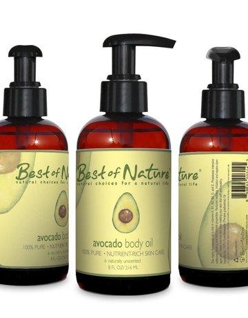 Avocado Body Oil