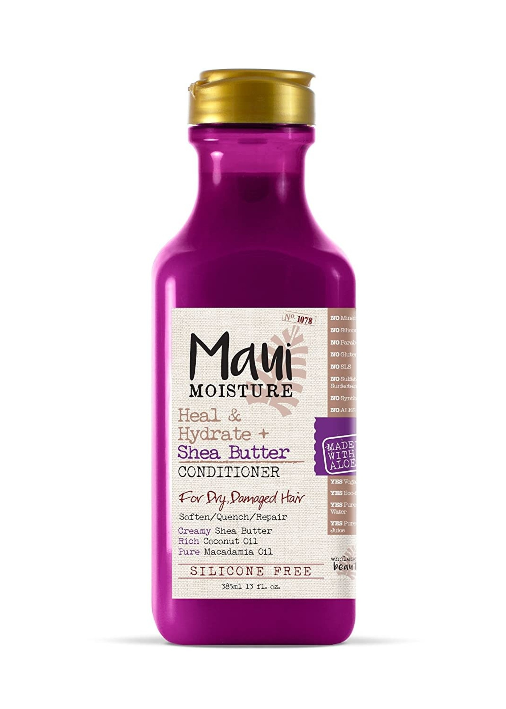 Maui Moist. Heal & Hydrate Shea Butter Conditioner