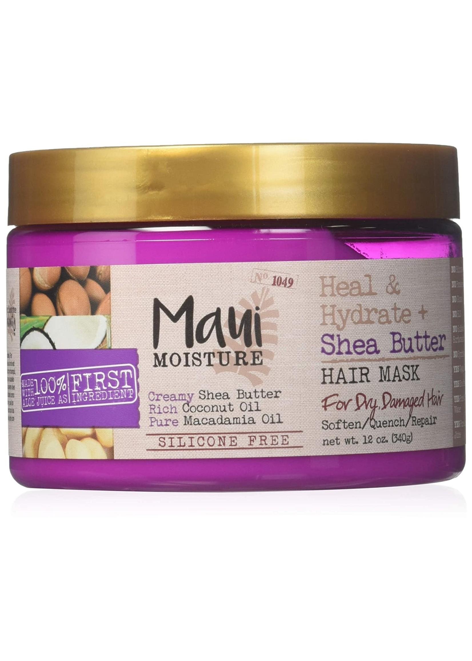Maui Moisture Hair Care Shea Butter Hair Mask