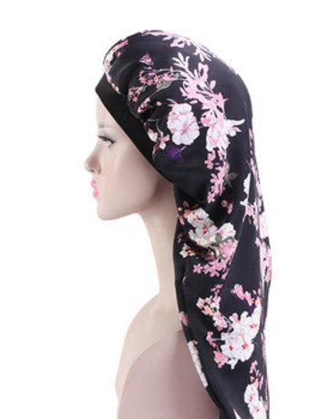 Bonnet Cap (Floral Print)
