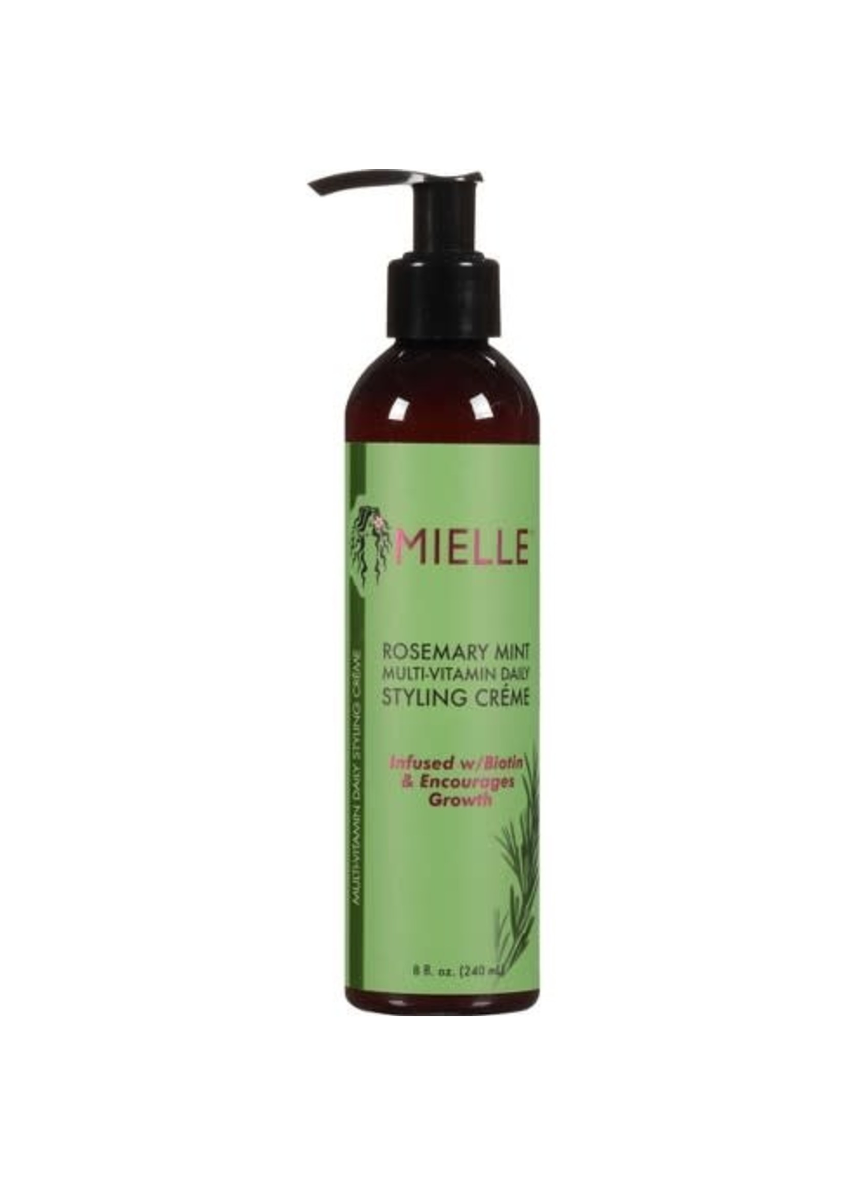 Mielle Rosemary Mint Styling Cream 8oz