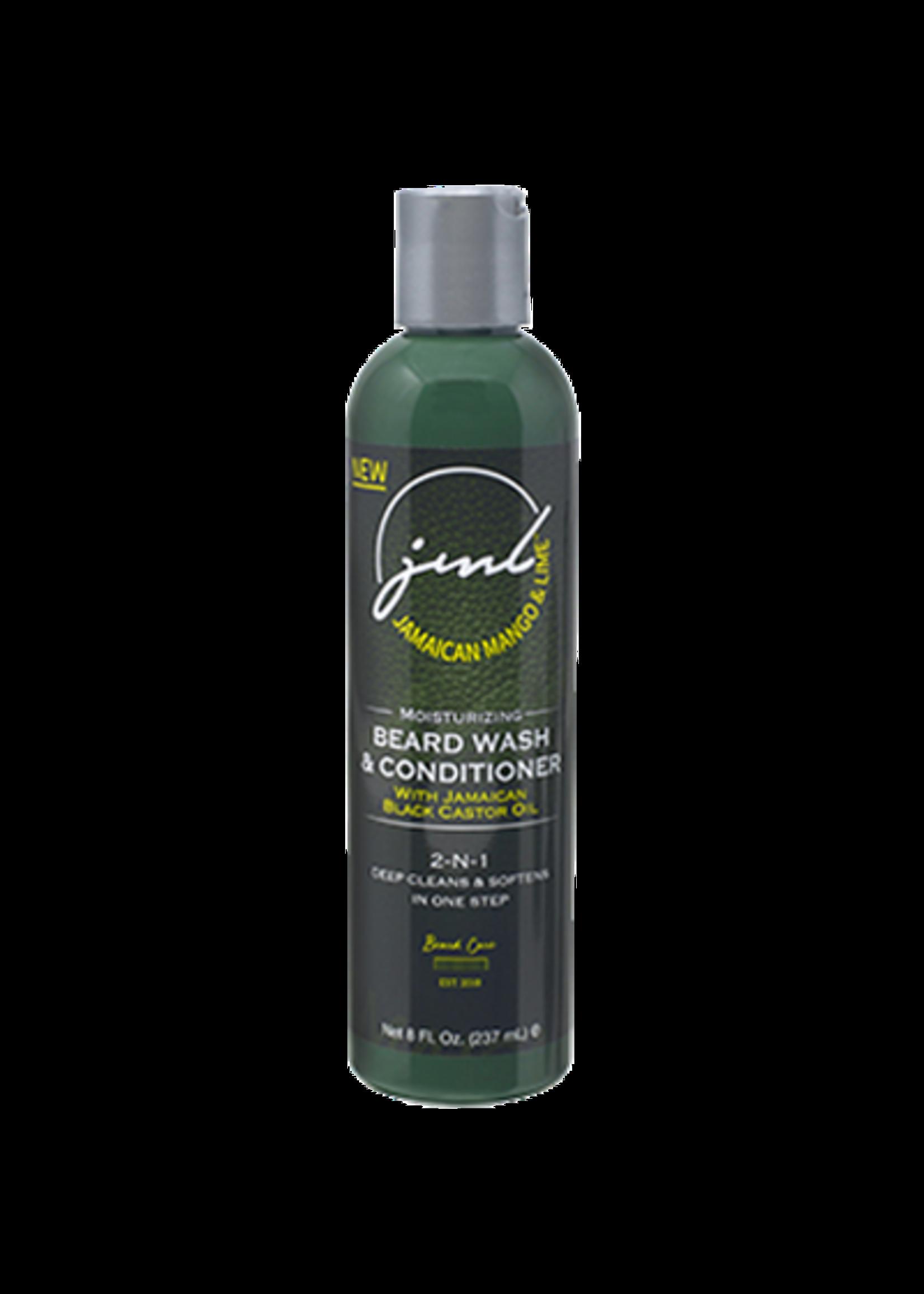 Jamaican Mango Men's Beard Wsh/Cond. 8oz